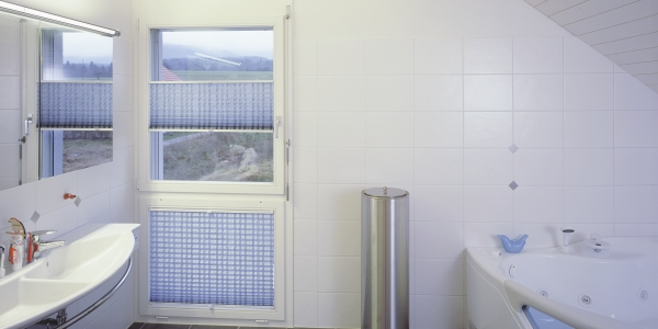 Beispiel eines Badezimmers